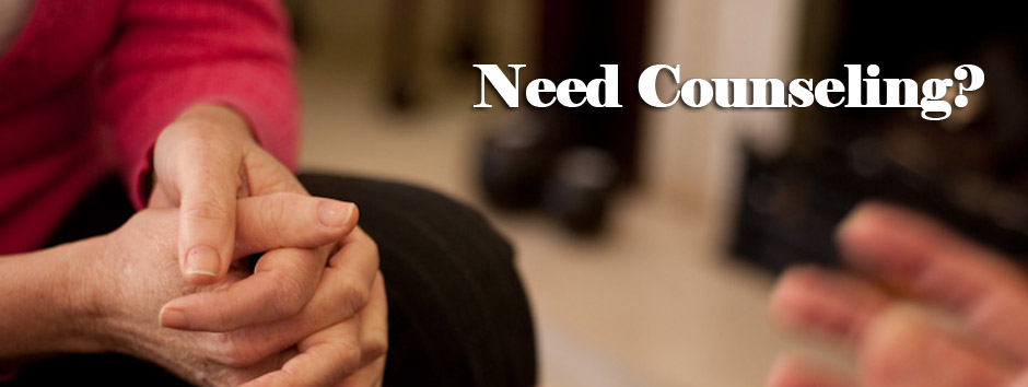 We offer counselling sessions for various issues.